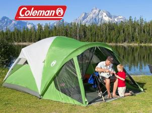 TENTS COLEMAN ELITE & High-quality Camping Gear u0026 Outdoor Equipment
