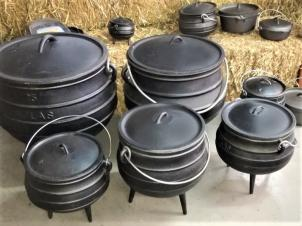 7,8 l Malmist potti Dutch-Oven