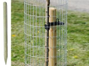 Fencing and garden stakes