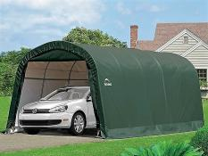 PORTABLE GARAGE & STORAGE SHED