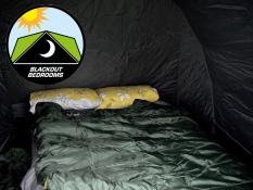 BLACKOUT BEDROOM® TENT