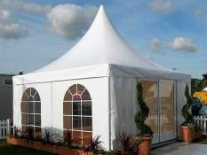 TENT ULTRA-LUXURY PAGODA