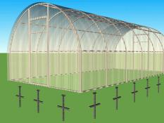 Reinforcing greenhouses