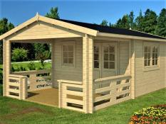 GARDEN SUMMERHOUSES 40 mm