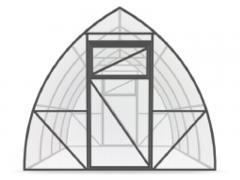 3x6 m GRACIO frame