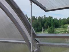 Kasvuhoonete aknad Profi
