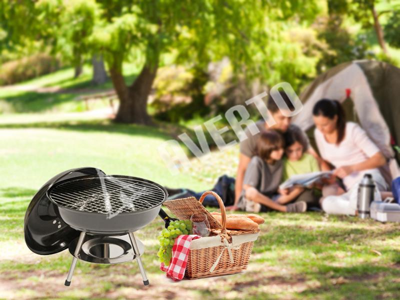 36cm Portable Kettle Barbecue  faf19b5d12be7