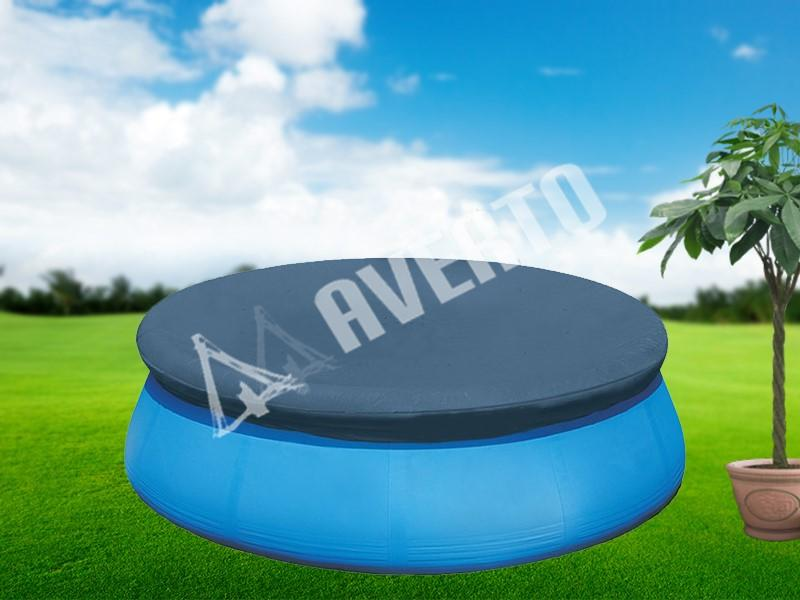 Round Pool Cover 216 244 Cm Bestwaycorp Com